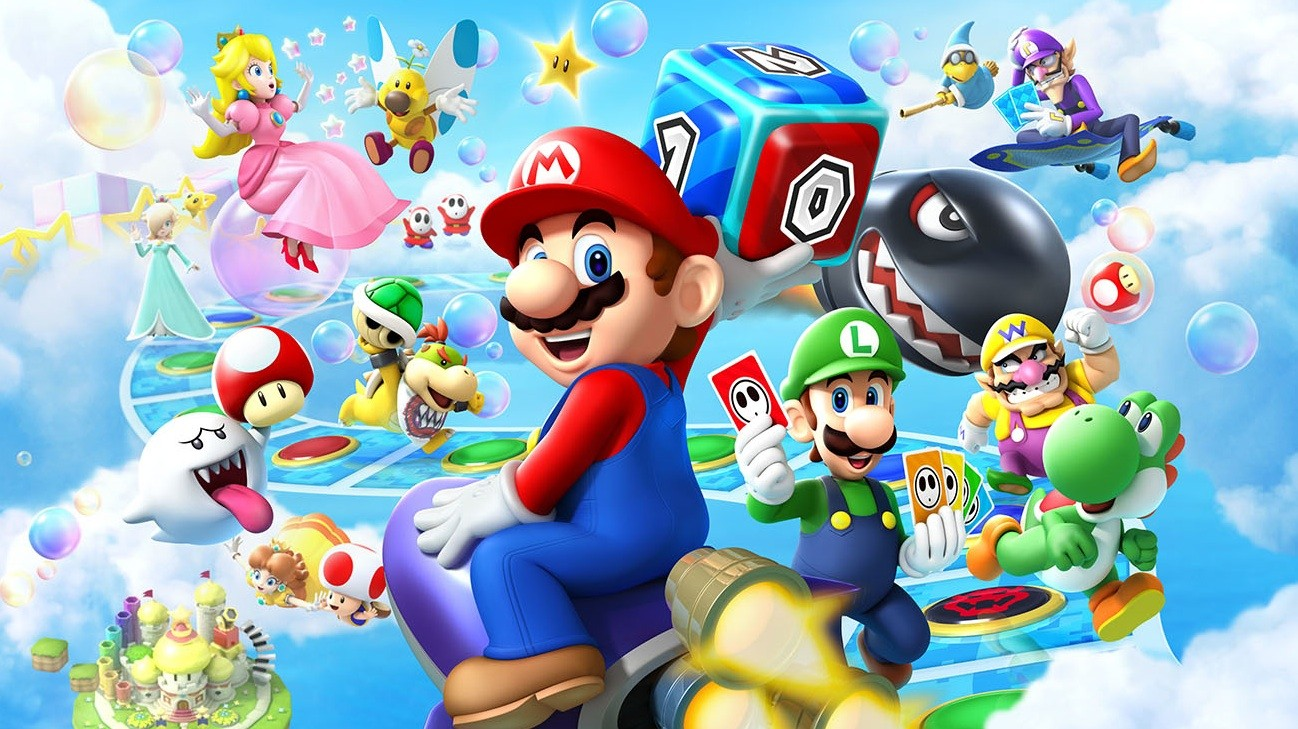 Media Create Top 50 Mario Party Island Tour