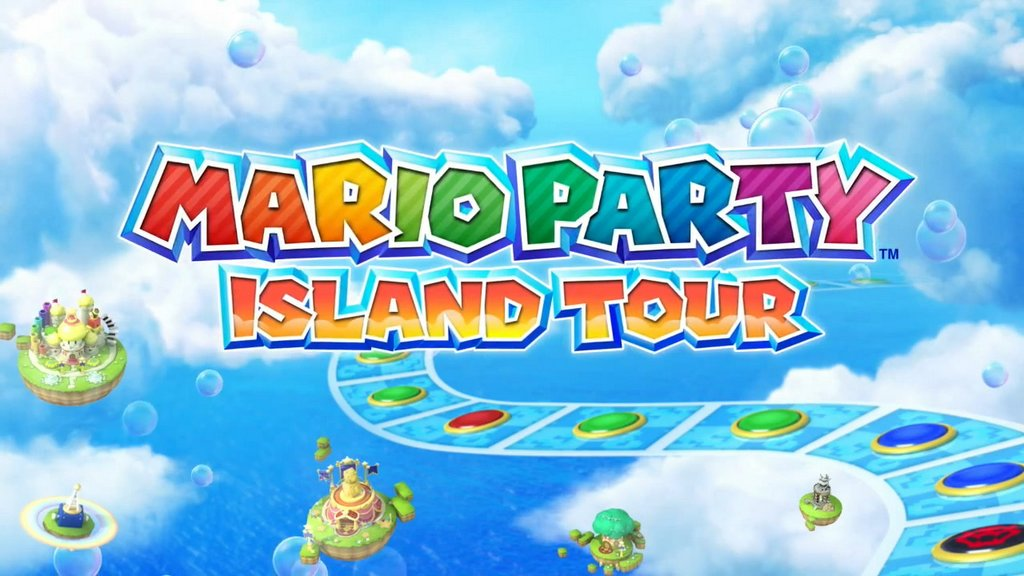 Media Create Top 20 Mario Party Island Tour