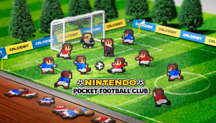NoE: 'Tune up your team with Nintendo Pocket Football Club add-on content!'
