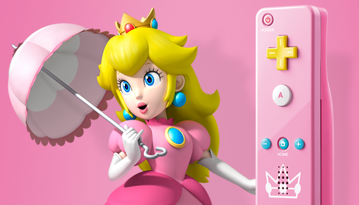 NoA: 'Nintendo Gives Wii Remote Plus Controller The Royal Treatment'