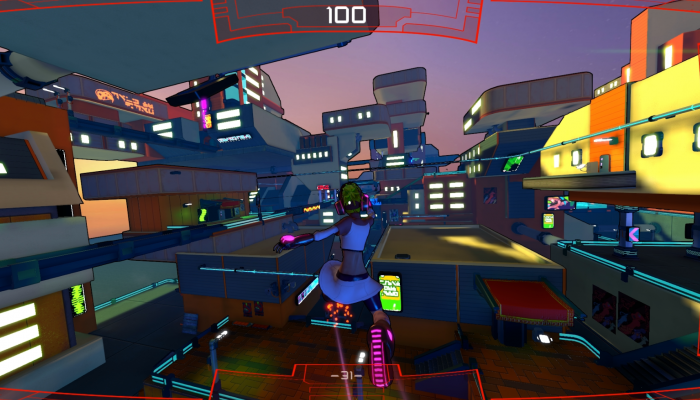 Exclusive Interview with Fusty Game (Hover: Revolt of Gamers) on the gameplay possibilities of Hover with the Wii U GamePad