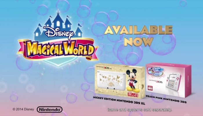Disney Magical World – Launch Event Recap