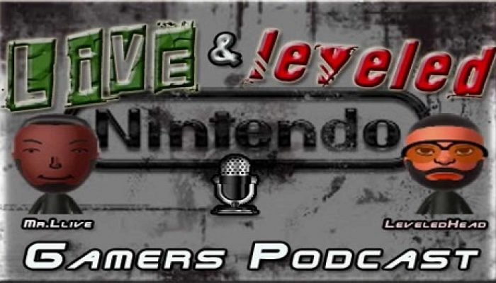 Live & Leveled Gamers Podcast: Mario Kart 8/Smash Bros.