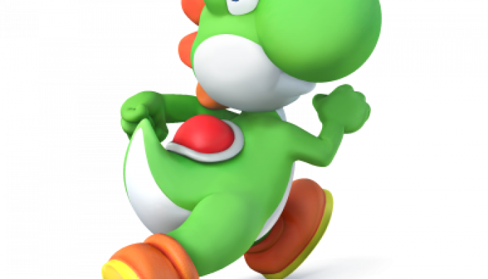 Super Smash Bros. for Wii U & Nintendo 3DS: Yoshi joins the battle!