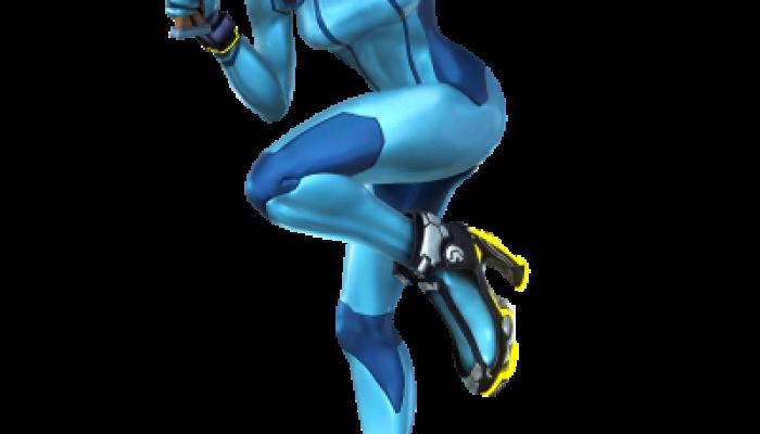 Super Smash Bros. for Wii U & Nintendo 3DS: Zero Suit Samus joins the battle!