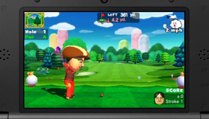 Mario Golf: World Tour – New Courses Trailer