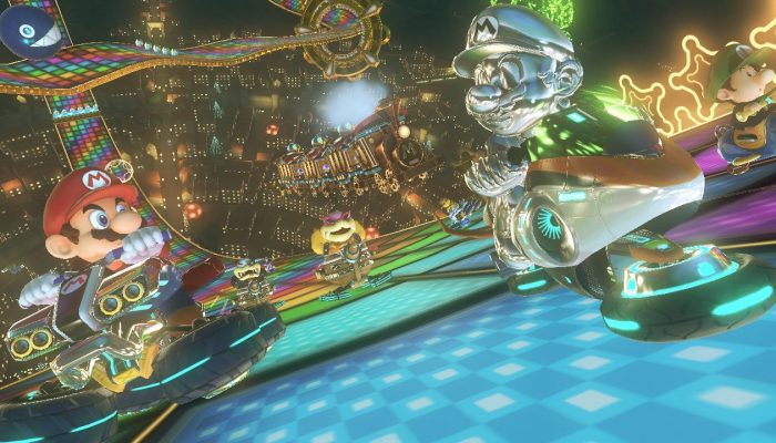Mario Kart 8 Retro Tracks: Shell and Banana Cups Showcased