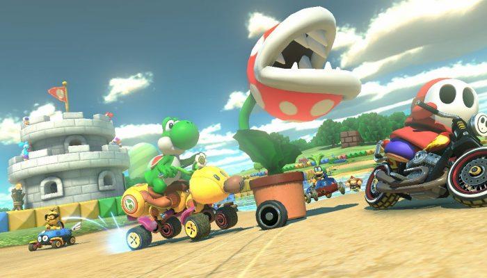 Mario Kart 8 – GameXplain Gameplay Analysis