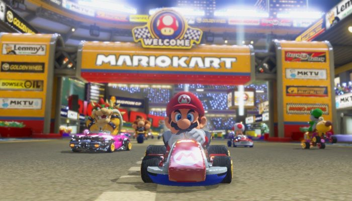 NoA: 'Mario Kart 8: New Items, Characters And Tracks Make For Head-Over-Heels Fun In Mario Kart 8'