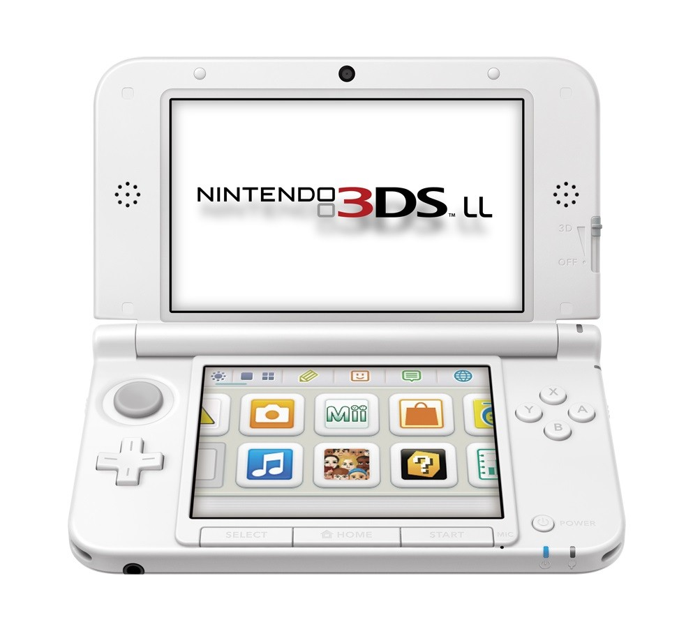Media Create Top 20 Nintendo 3DS XL
