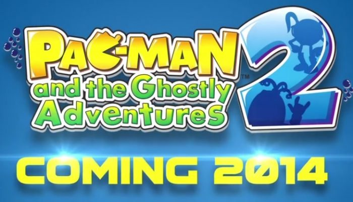 Pac-Man and the Ghostly Adventures 2 – Announcement Trailer
