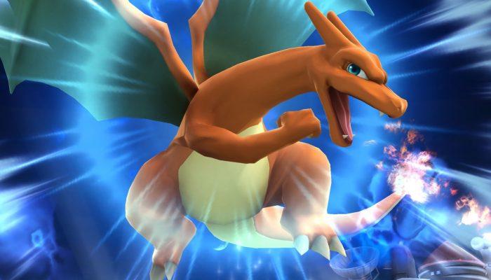 Super Smash Bros. – Character Screenshots: Charizard