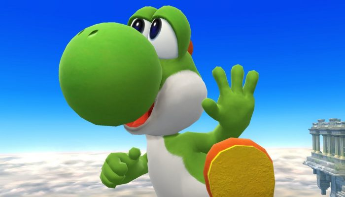 Super Smash Bros. – Character Screenshots: Yoshi