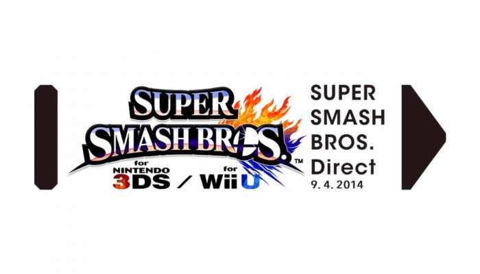 Présentation Super Smash Bros. Direct