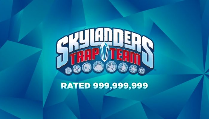 Skylanders Trap Team Worldwide Reveal