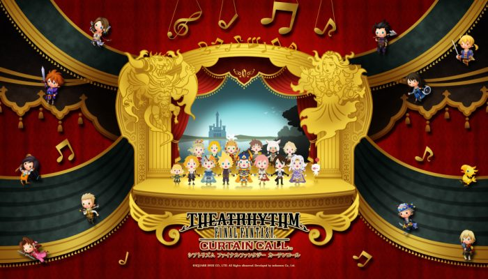 Theatrhythm Final Fantasy Curtain Call – NA Announcement Trailer