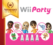 Nintendo Selects Wii Party