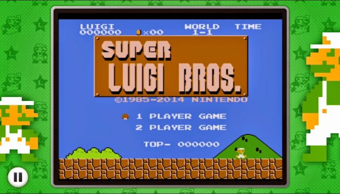 NES Remix 2 – Super Luigi Bros. Trailer