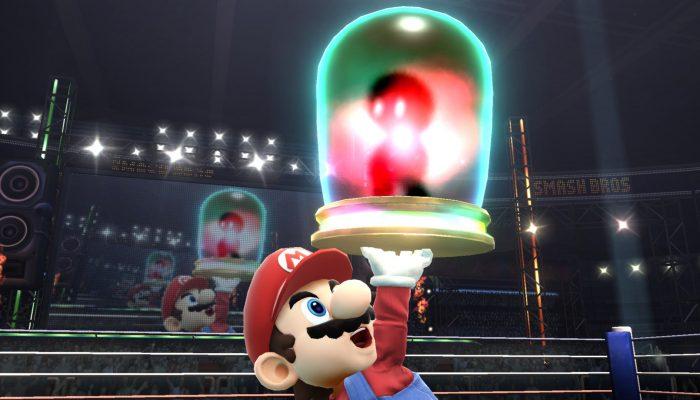 Super Smash Bros. – Assist Trophies Screenshots
