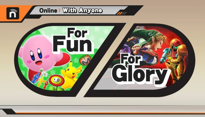Super Smash Bros. – Menus Screenshots