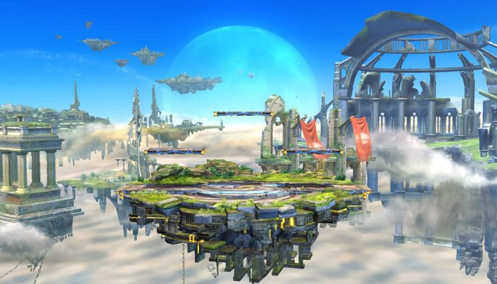 Super Smash Bros. – Stages Screenshots