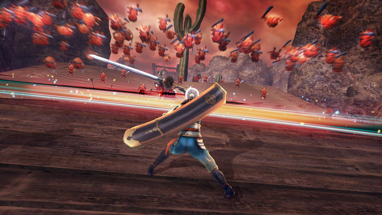 Hyrule Warriors – Recent Information and Screenshots