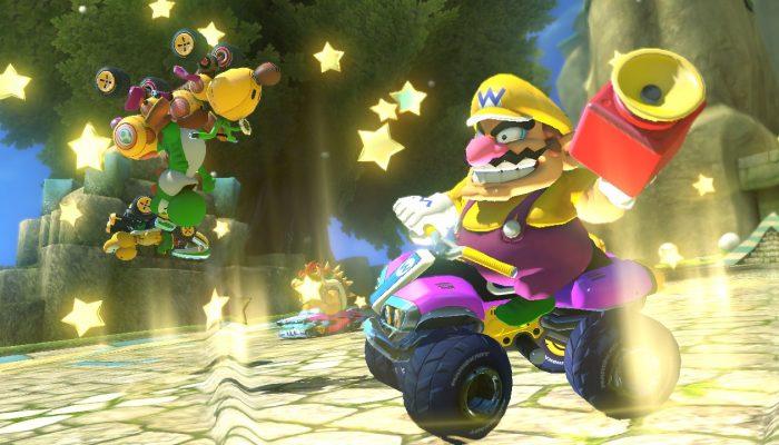 """Mario Kart 8 – Toutes les pubs """"Tests"""" en français !"""