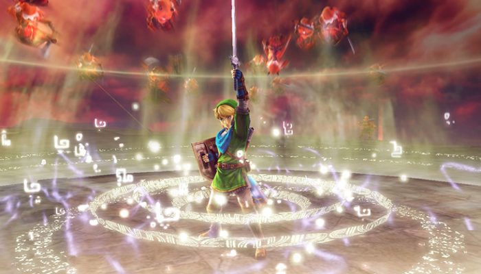 Hyrule Warriors – North American site now open with official screenshots