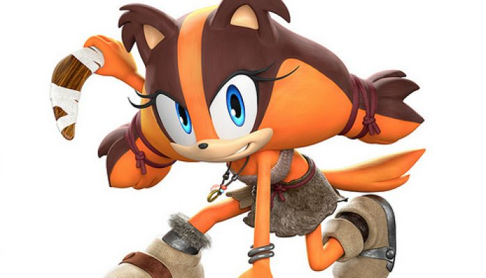 Sonic Boom – Sticks Character Announcement