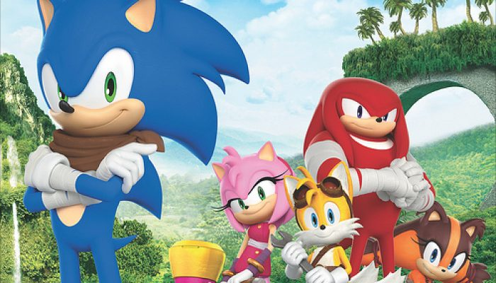 SEGA: 'Introducing Sticks to the Sonic Boom Franchise'
