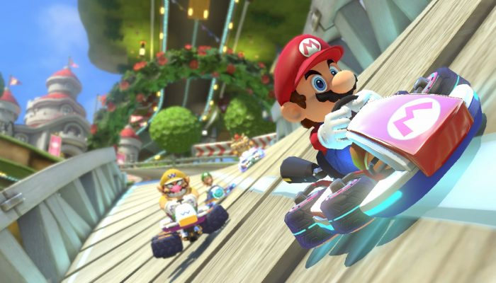 TriForce of Empire Arcadia hints at Mario Kart 8 on the eSports scene