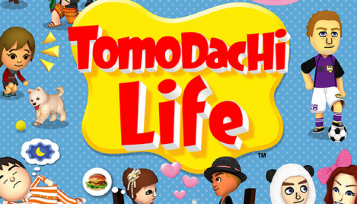 NoE: 'Japanese phenomenon Tomodachi Life debuts in Europe on 6th June'