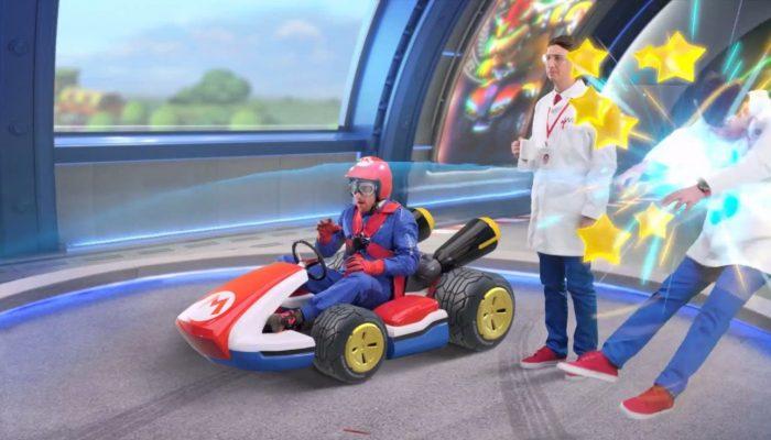 Mario Kart 8 – Boomerang Flower Test Commercial
