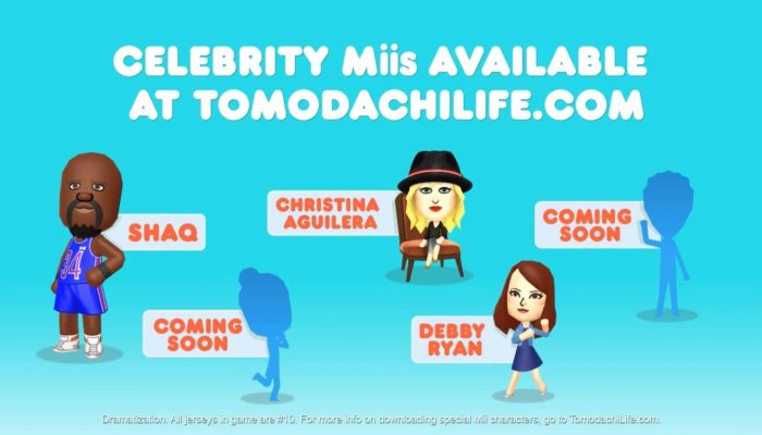 Tomodachi Life – Commercial with Lily & Special Musical Guest, Debby Ryan