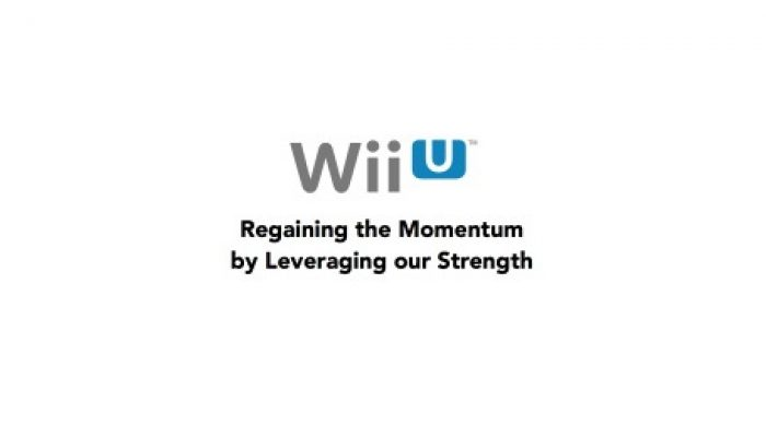Nintendo FY3/2014 Financial Results Briefing, Part 3: Wii U