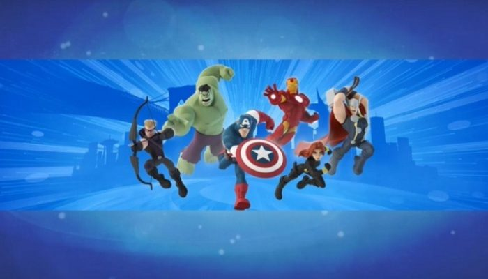 Disney Infinity 2.0 – The Avengers Play Set Trailer