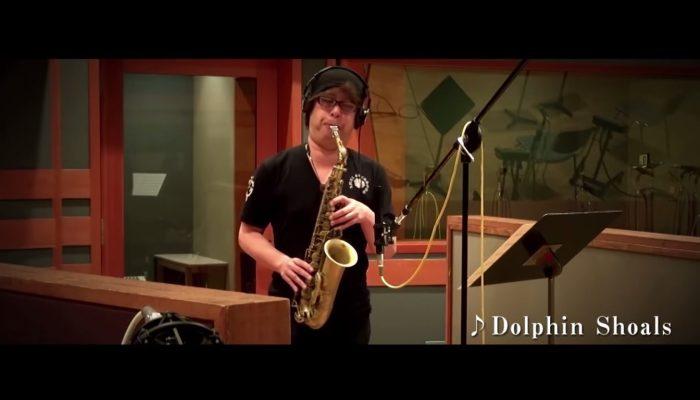 ♪ Dolphin Shoals (Mario Kart 8)