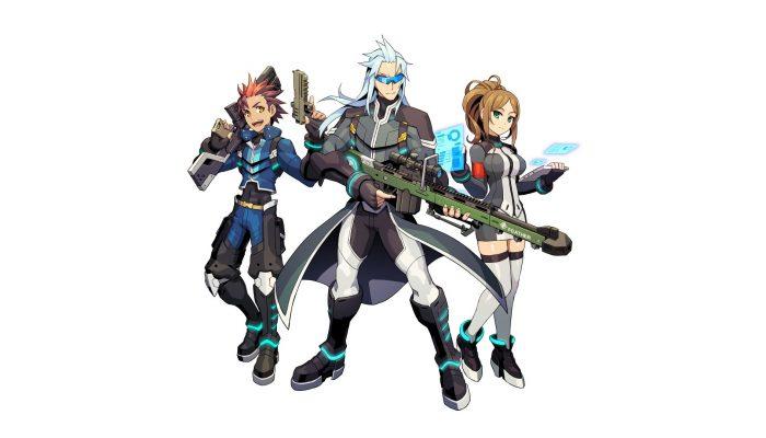 A Preview of Azure Striker Gunvolt via Siliconera: 'Meet Gunvolt's Pals In Azure Striker Gunvolt'