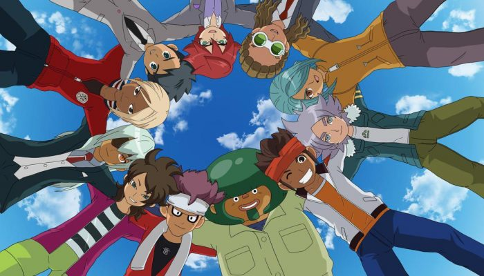 NoE: 'Discover a new generation of Raimon superstars in Inazuma Eleven Go – coming 13th June to Nintendo 3DS'
