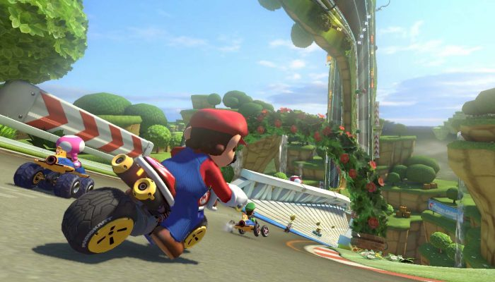 Mario Kart 8 Countdown J-1: ♪ Mario Circuit!!