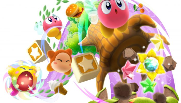 Kirby : Triple Deluxe – Voici Kirby !