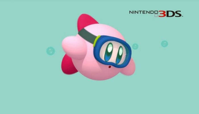 Kirby: Triple Deluxe – Unleashed! Commercial