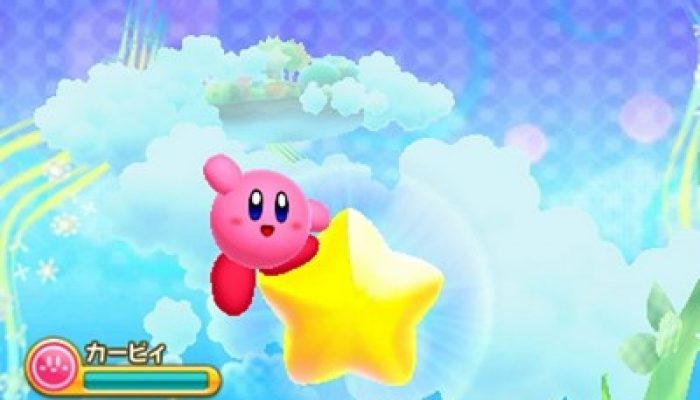 Kirby: Triple Deluxe – Launch Trailer