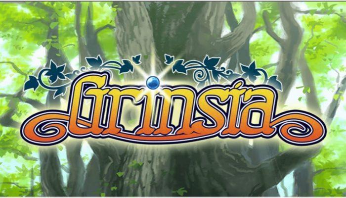 Grinsia – Nintendo eShop Trailer