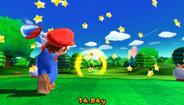 Mario Golf: World Tour – Launch Trailer
