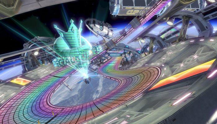 Mario Kart 8 – Rendered Track Screens
