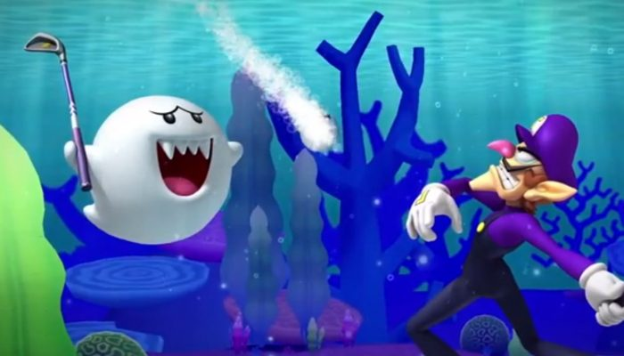 Mario Golf : World Tour – Bande-annonce officielle