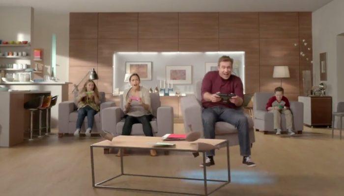 Mario Kart 8 – Pub Un jeu pour toute la famille