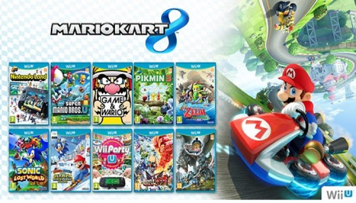 Nintendo Denmark, official Danish press release: Mario Kart 8 Club Nintendo promotion available for Scandinavia!