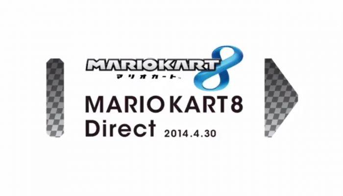 マリオカート8 Direct プレゼンテーション映像